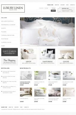 VirtueMart шаблон №41805 на тему домашний декор