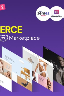 Адаптивный WooCommerce шаблон №63000 на тему магазин белья