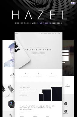 Адаптивный WordPress шаблон №67167 на тему веб-дизайн