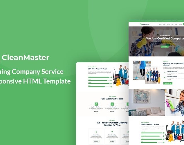 Адаптивный HTML шаблон №137971 на тему техническое обслуживание